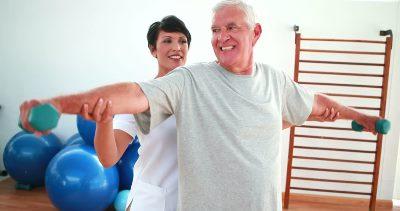 افزایش نیاز به فیزیوتراپی و اقدامات توانبخشی در دوران سالمندی