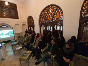 جشن یلدا بنیاد فرهنگ سالمندی امور بانوان شهرداری منطقه 12