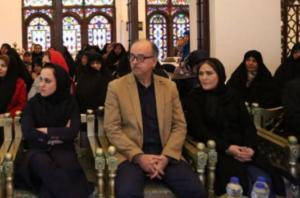 مسعود صبغی مهدیه رستمی بنیاد فرهنگ سالمندی