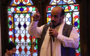 مرشد میرزاعلی بنیاد فرهنگ سالمندی