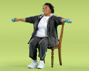 تمرین بازو جانبی (نشر)