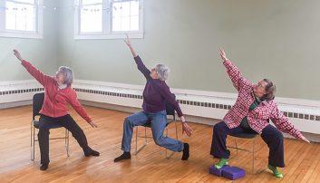 ورزش و فعالیت بدنی تمرین های تعادل