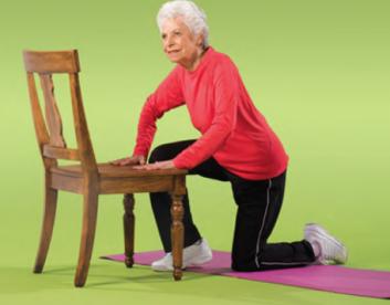 نحوه صحیح نشستن روی زمین تمرین های انعطاف پذیری