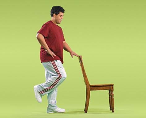 تمرین های تعادل