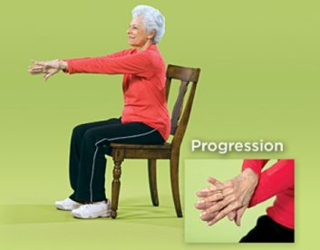 تمرین عضله فوقانی کمر تمرین های انعطاف پذیری