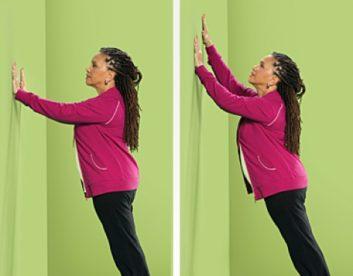 ورزش بالاتنه تمرین های انعطاف پذیری