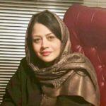 افسانه احمدی بنیاد فرهنگ سالمندی